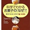【科学でわかるお菓子の「なぜ?」―基本の生地と材料のQ&A231】