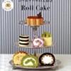 ロールケーキレシピの本【ロールケーキのAtoZ】